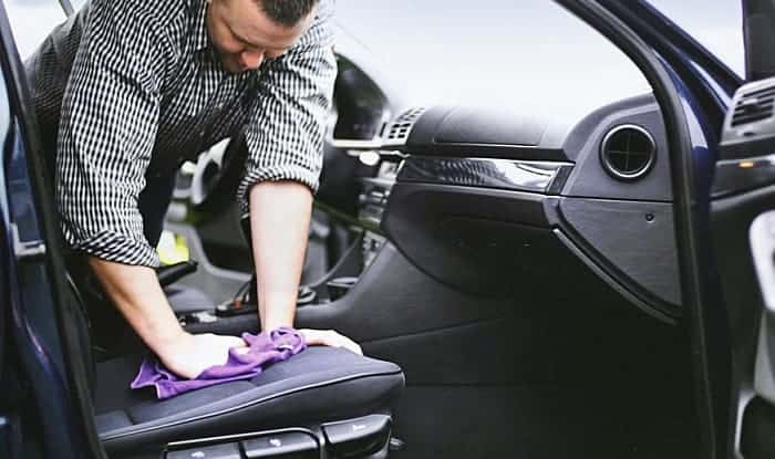 how to clean vomit and vomit smell from your car
