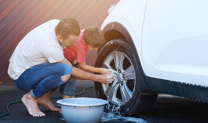 best-way-to-clean-car-rims